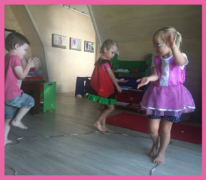 3.2d Children take increasing responsibility for their own health and physical wellbeing. This is evident when children combine gross and fine motor movement and balance to achieve increasingly complex patterns of activity including dance, creative movement and drama.